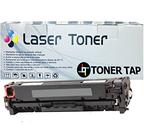 Toner Tap Compatible Toner Cartridge Replacement for HP KYHP410act ( Black )