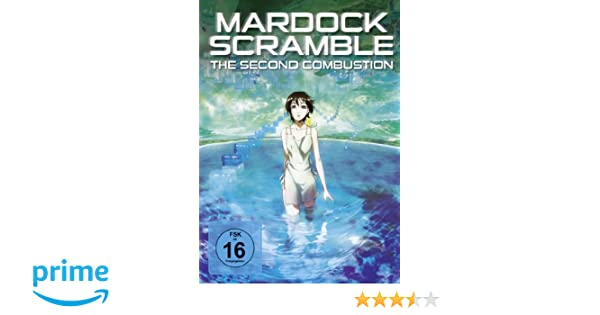 Mardock Scramble - The Second Combustion Alemania DVD ...