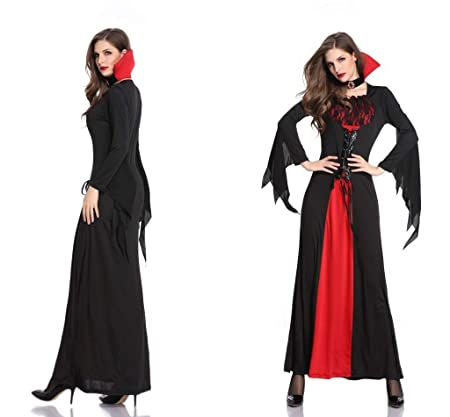 2019 de Halloween ropa de Halloween Pascua traje de diablo ...
