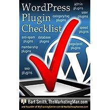 Wordpress Plugins Checklist