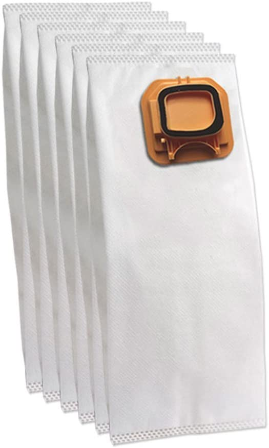 6 bolsas y bolsitas (Microfibra para aspiradora) Vorwerk Kobold VK ...