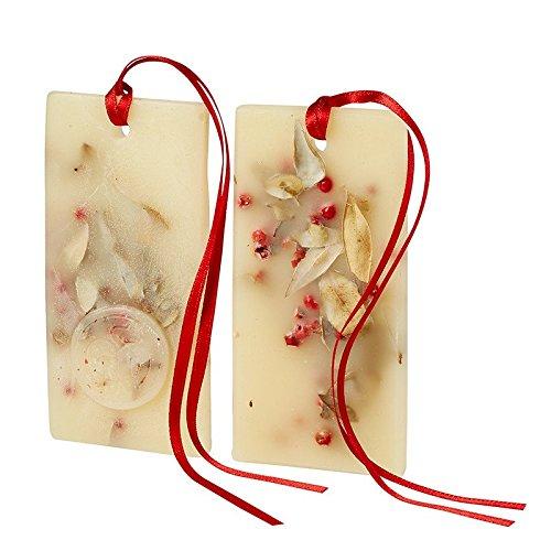 Santa Maria Novella Melograno Wax Tablets - Box of 2 by Santa Maria Novella