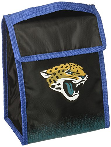 FOCO Jacksonville Jaguars Gradient Velcro Lunch ()