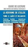 guide de lecture des textes du concile vatican ii la r?forme de l eglise tome 2 la?cs et religieux french edition