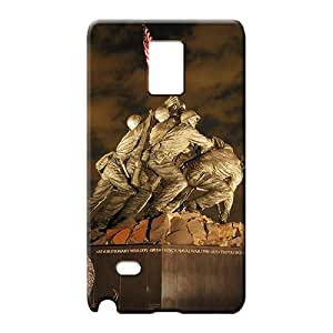 samsung note 4 covers Eco-friendly Packaging phone Hard Cases With Fashion Design mobile phone carrying covers usmc war memorial