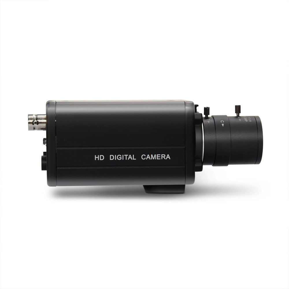 MOKOSE SDI Camera, HD-SDI 2 MP 1080P HD Digital CCTV Security Camera, 1/2.8 High Sensitivity Sensor CMOS With 2.8-12mm Varifocal HD Lens, OSD Menu by MOKOSE (Image #2)