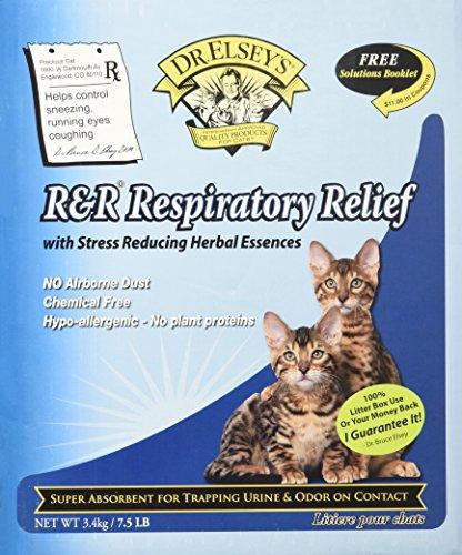 对于出售 . Elsey' Precious Cat Respiratory Relief Gel Litter, - Bag