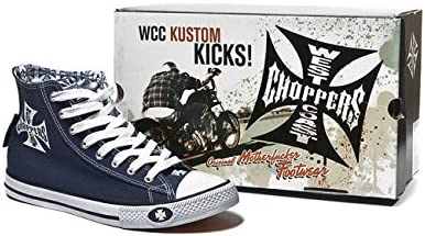 High Shoes Canvas Sneakers West Coast