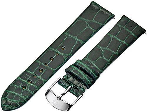 Michele Watches 18mm Alligator Strap - 2