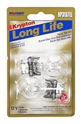 Wagner Lighting Bp3157ll Long Life Miniature Bulb - Card Of 2
