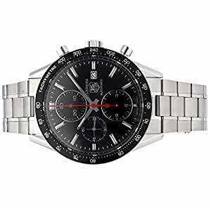 Tag Heuer Carrera automatic-self-wind mens Watch CV2014.BA0794 (Certified Pre-owned)