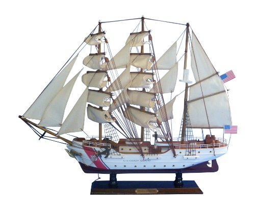 "Hampton Nautical  USCG Eagle Navy Tall Ship, 24"" from Hampton Nautical"