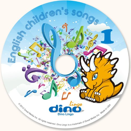 English Children's Songs, Vol. 1