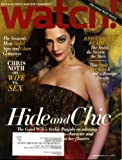 Watch February 2011 Archie Panjabi/The Good Wife on Cover, The Good Wife Issue, Chris Noth, Kalinda Sharma, Makenzie Vega, Behind the Scenes, Matt Czuchry, Amanda Righetti/The Mentalist