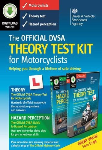 The Official DVSA Theory Test Kit for Motorcyclists download