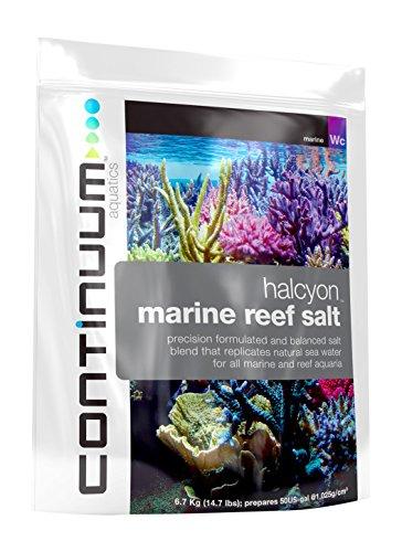 Continuum Aquatics Halcyon Marine Reef Salt, 14.7 lb