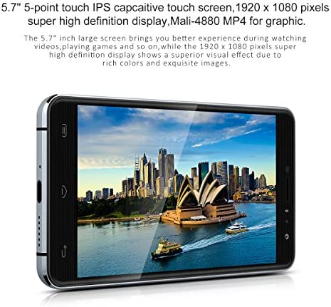 Doogee F7 Pro - 32GB Smartphone libre Android 6.0 (Pantalla 5.7