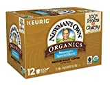 Newmans Own Organics Keurig Single-Serve K-Cup Pods Newmans Special Blend Medium Roast Coffee, 72 Count (6 Boxes of 12 Pods)