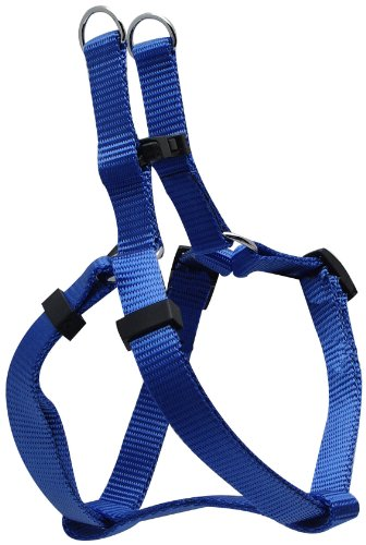 Dogit Adjustable Step-In Dog Harness, XX-Small, Blue, My Pet Supplies