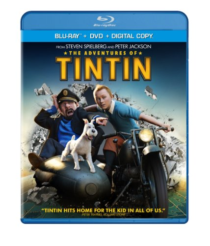 - The Adventures of Tintin (Two-Disc Blu-ray/DVD Combo + Digital Copy)