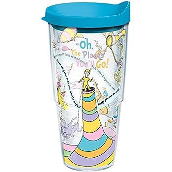 Amazon Com Tervis 1131383 Dr Seuss Oh The Places You