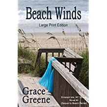 Beach Winds (Large Print) (Emerald Isle, NC Stories) (Volume 2)