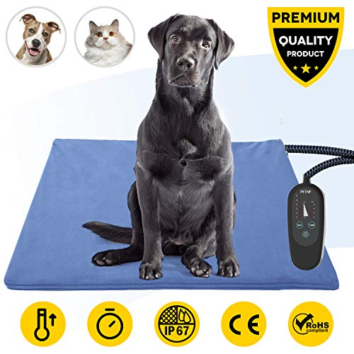 Upgraded Pet Heating Pad