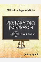 Preparatory Kopprasch