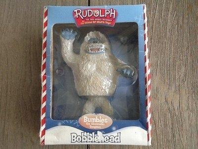 Bumbles the Aboninable Snowman Bobblehead