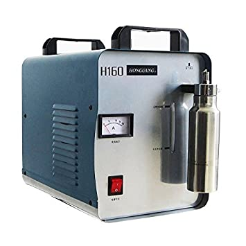 Generic portátil oxígeno Hydrogen agua soldador Flame Generador pulido máquina H160 75L (110 V/220 V): Amazon.es: Electrónica