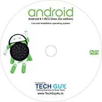 Android-x86 7.1 (Nougat-x86) RC2- Live & Install For Desktops Laptops Notebook -TechGuy4u