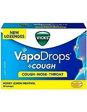 Vicks VapoDrops + Immune Support Blackcurrant Menthol