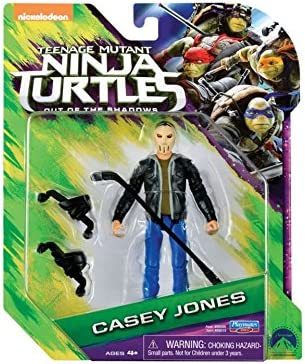 TMNT Casey Jones - tortugas adolescentes de Ninja del ...