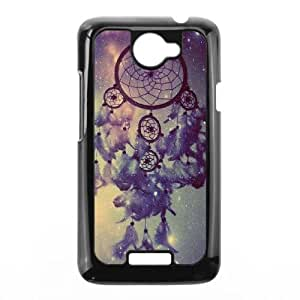 Dreamcatcher 003 HTC One X Cell Phone Case Black TPU Phone Case RV_551502