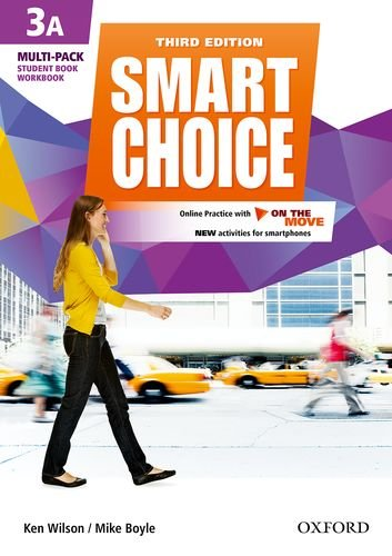 Smart Choice: Level 3: Multi-Pack A with Online Practice and On The Move: Smart Learning - on the page and on the move: Amazon.es: Wilson, Ken, Healy, Thomas: Libros en idiomas extranjeros