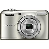 Nikon Coolpix L29 16.1 MP Point and Shoot Camera with 5x Optical Zoom (Silver) (Certified Refurbished) Noticeable Review Image