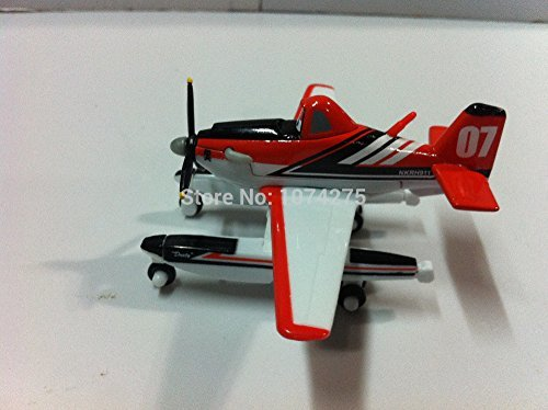Pixar Cars Diecast 2 Fire & Rescue Firefighter Dusty Metal Toy Planes Gift - Diecast Planes Dottie
