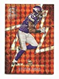 Football NFL 2016 Spectra Neon Orange #113 Stefon Diggs 3/3 Vikings