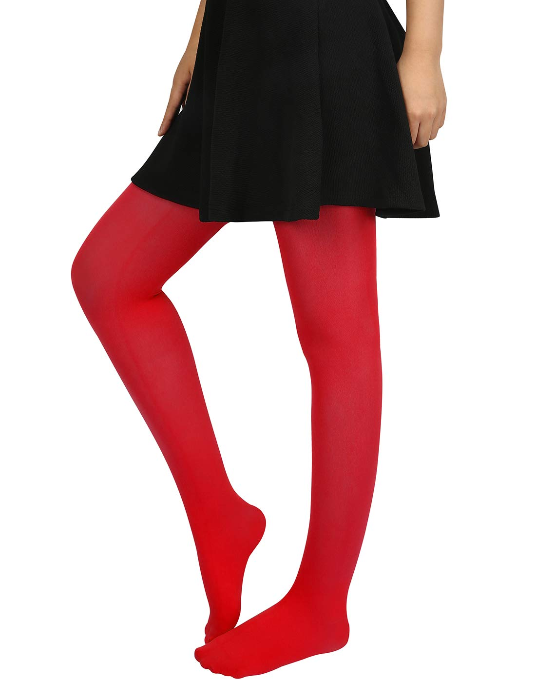 HDE Womens Tights – Opaque Tights for Women – Colorful Stockings for Girls