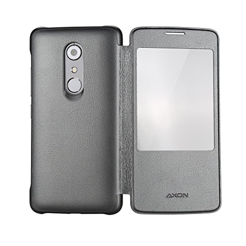 Price comparison product image ZTE Smart Folio Case for Axon 7 - Grey