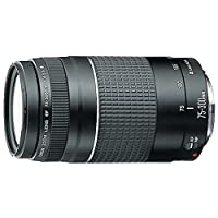 Canon EF 75-300 mm f /4-5.6 III Teleobjetivo Zoom para cámaras SLR Canon