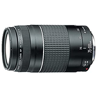 Canon EF 75-300mm f/4-5.6 III Telephoto Zoom Lens for Canon SLR Cameras (B00004THD0) | Amazon Products