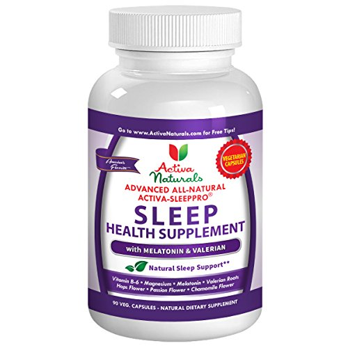 Sleep Supplement Veg Pills Melatonin