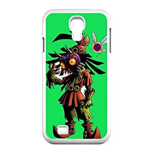 Samsung Galaxy S4 9500 phone case White Majora's Mask AAPU8007395