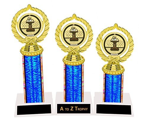 Speech Trophies Awards 1st 2nd 3rd Place Public Speaking Trophy Free Engraving Color Choice
