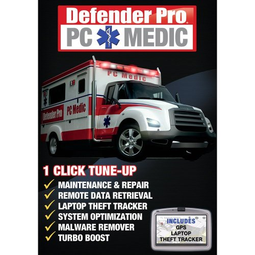 Defender Pro 2012 PC Medic