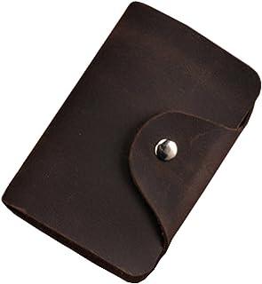 Retrostyle carte de crédit organisateur de la carte de support portefeuille, H Blancho Bedding