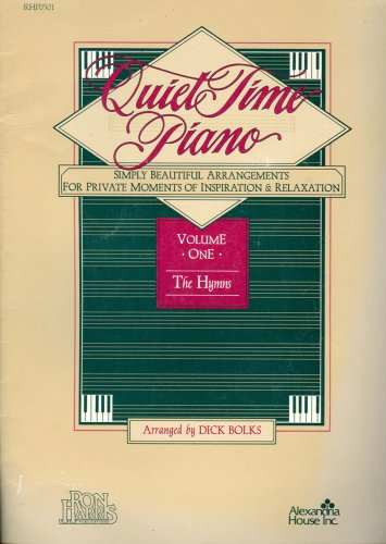 Quiet Time Piano, Vol. 1: The Hymns