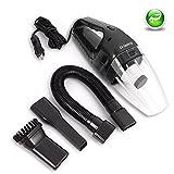 Car Vacuum Cleaner, 12V 120W Wet Dry Portable Handheld Auto...