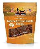 Benni & Penni USA Raised Turkey and Sweet Potato Soft Chew Jerky 6 oz.